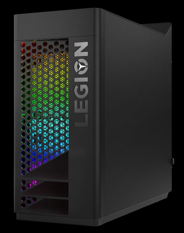Здесь и ниже — Legion T730 на базе CPU Core 8-го поколения