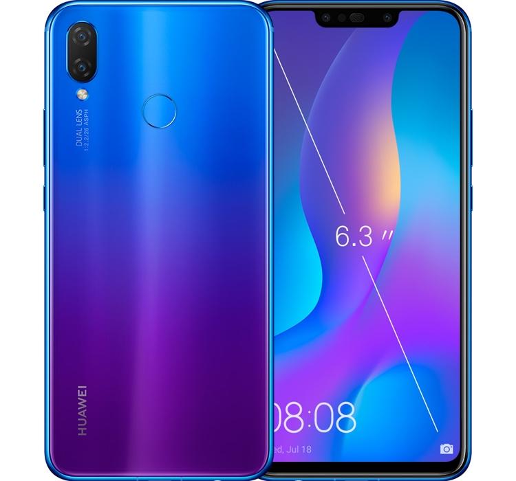 """Смартфон Huawei Nova 3i представлен в версии с увеличенным объёмом памяти"""""""
