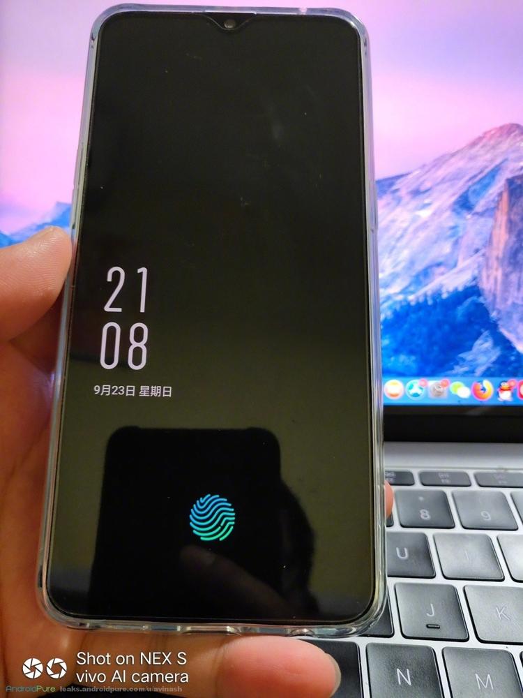 """«Живые» фотографии раскрыли внешность смартфона OnePlus 6T"""""""
