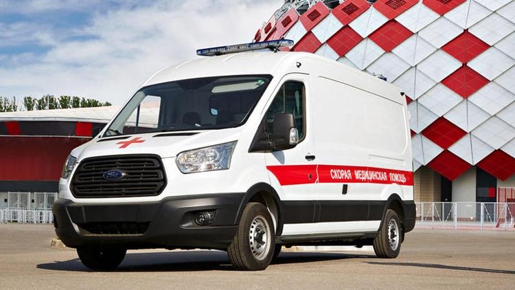 """Система Ford поможет сформировать «спасательный коридор» на дороге"""""""
