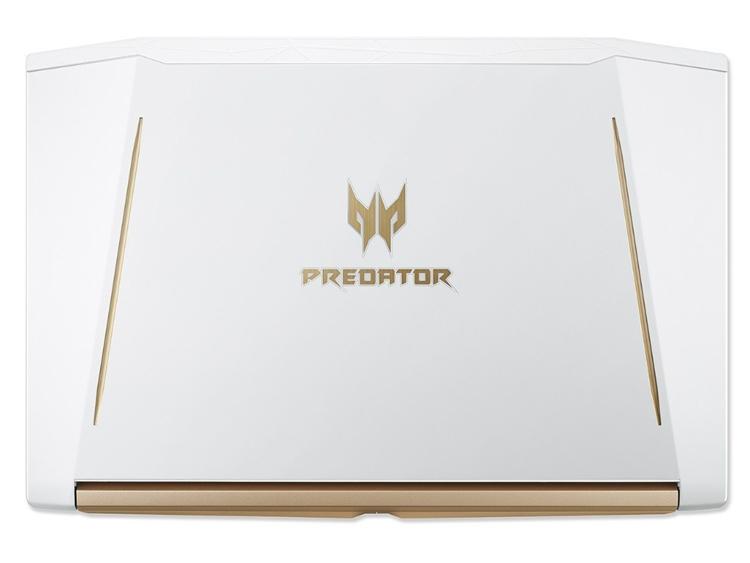 """Acer Predator Helios 300 White Edition: игровой ноутбук в белоснежном корпусе"""""""