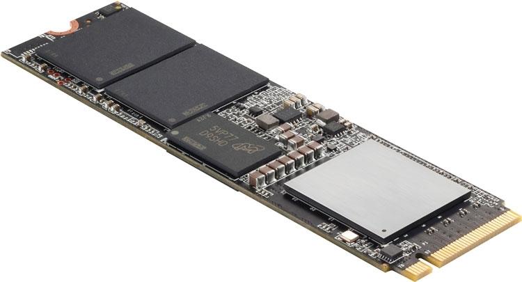 SSD Micron 2100 M.2 PCIe NVMe (Micron)