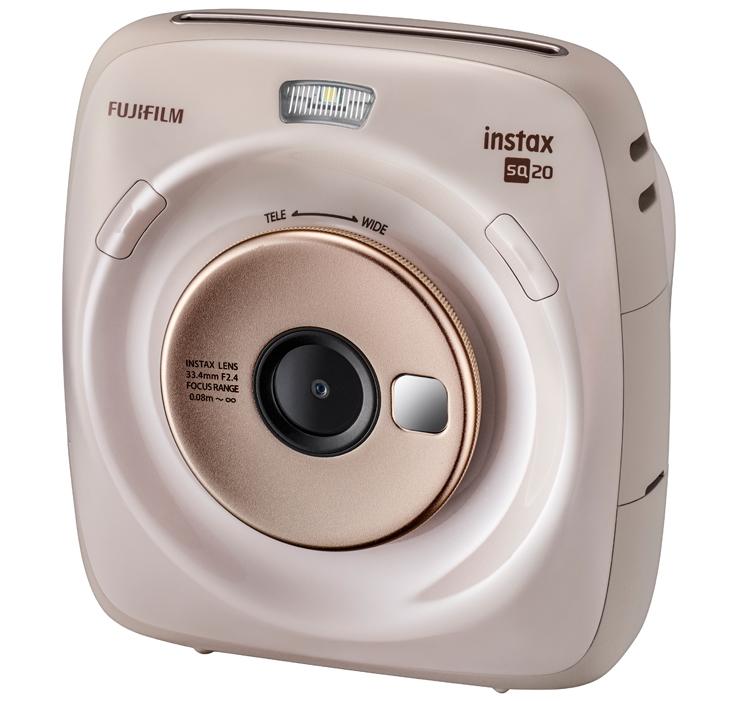 "Fujifilm Instax Square SQ20: гибридная камера мгновенной печати"""