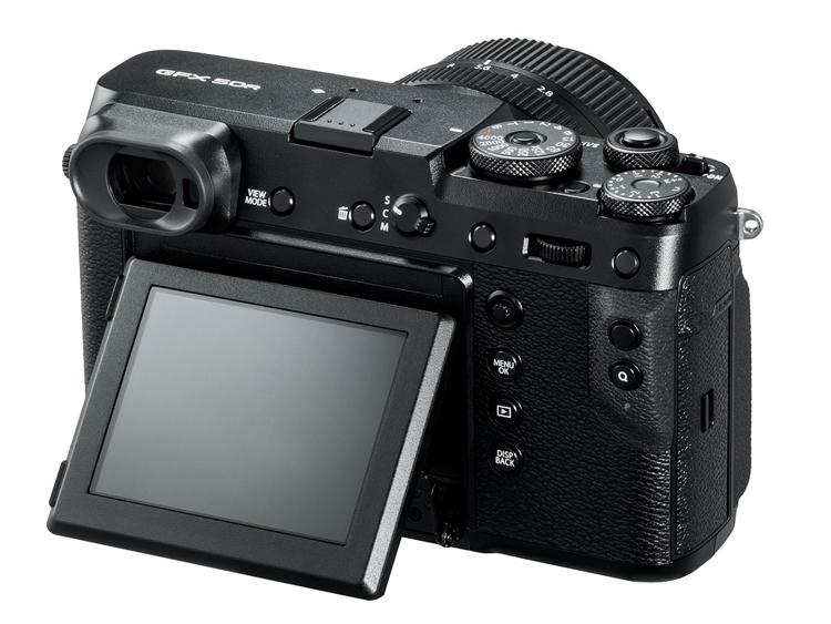 """Fujifilm GFX 50R: среднеформатный беззеркальный фотоаппарат с 51-Мп сенсором"""""""