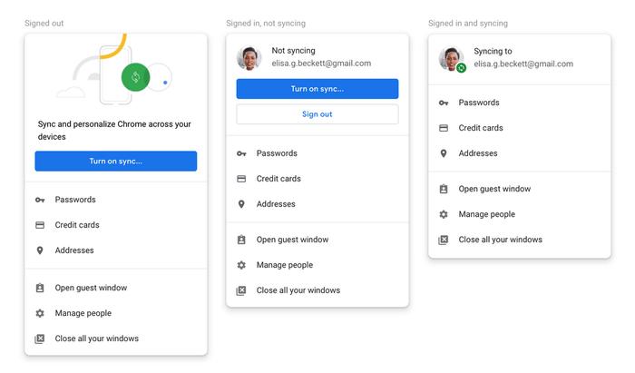 """Chrome 69 автоматически авторизует пользователя на сайтах Google"""""""