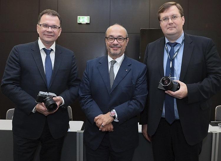 "Made in Russia: анонсирована цифровая камера Zenit M"""