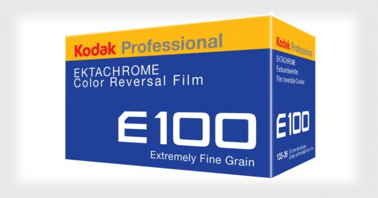 "Kodak возобновила поставки плёнки Ektachrome после шестилетнего перерыва"""