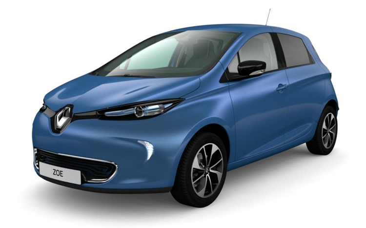 """Renault создаст первый «умный остров» во Франции"""""""