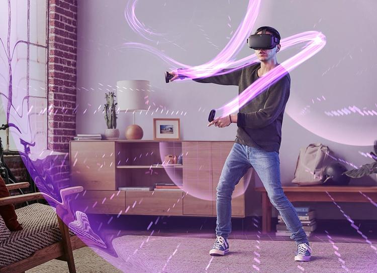 """Самодостаточный VR-шлем Oculus Quest выйдет в 2019 году"""""""