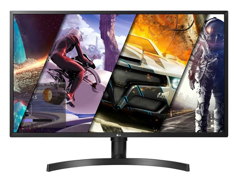 """LG 32UK550-B: монитор формата 4К с поддержкой AMD FreeSync"""""""