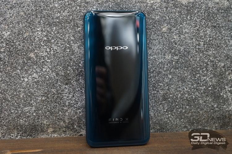 """Смартфон Oppo Find X может выйти в версии с 10 Гбайт ОЗУ"""""""