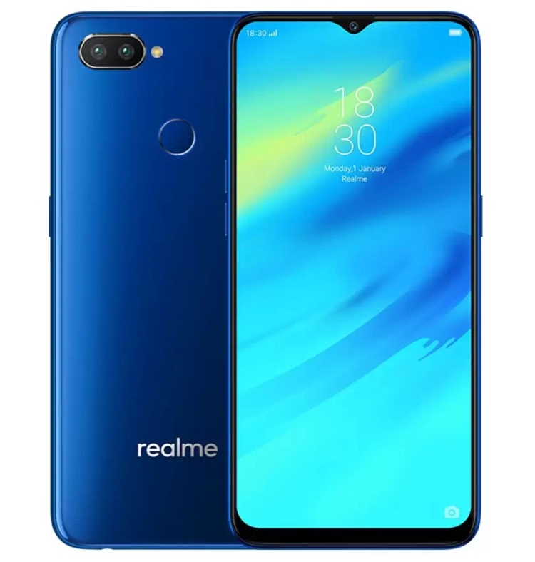 """Realme 2 Pro: смартфон среднего уровня с 6,3"""" экраном FullView"""""""