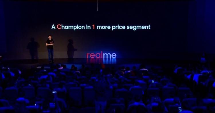 """Смартфон Realme C1 с процессором Snapdragon 450 и экраном HD+ стоит около $100"""""""