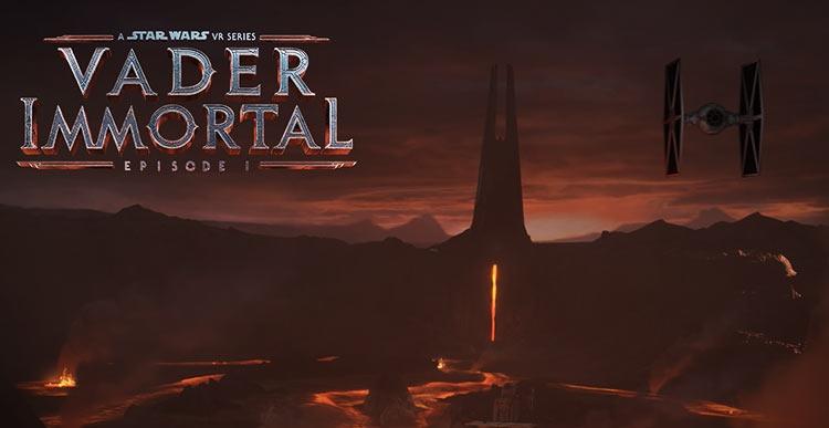 Дарт Вейдер появится в серии Vader Immortal для Oculus Rift