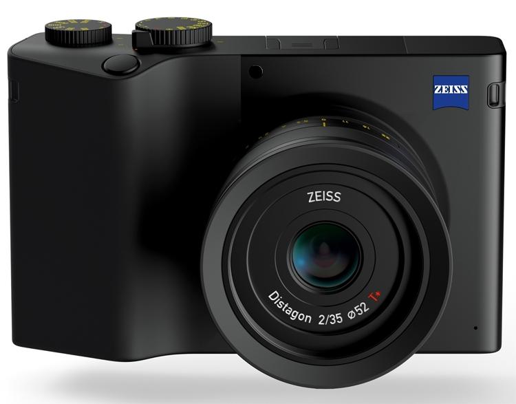 "Zeiss ZX1: полнокадровый фотоаппарат с 37,4-Мп сенсором"""