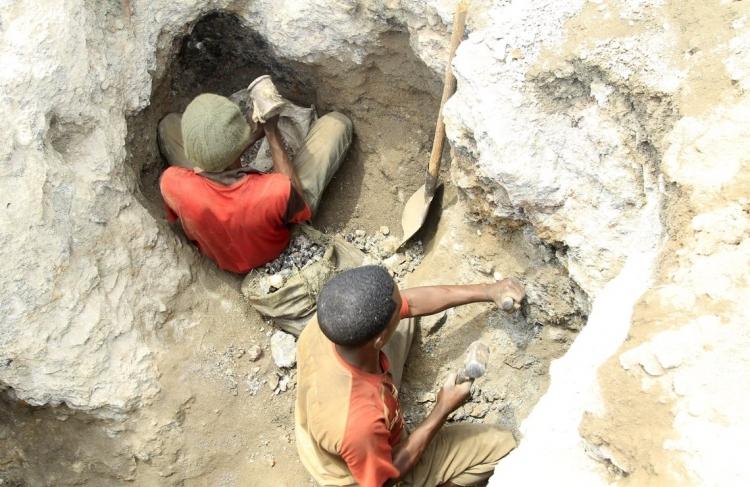 Kenny Katombe/Reuters