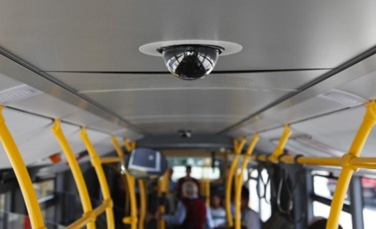 """Российская система видеонаблюдения может распознавать людей в транспорте"""""""