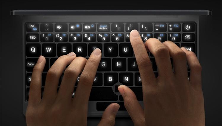 """Гибрид мини-ноутбука и планшета One Mix 2 получит процессор Intel Amber Lake Y"""""""