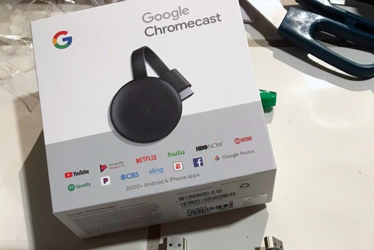 """Best Buy нечаянно продала следующую версию брелока Google Chromecast"""""""