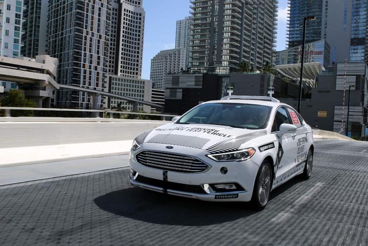 """Ford, Uber и Lyft улучшат транспортную инфраструктуру городов"""""""