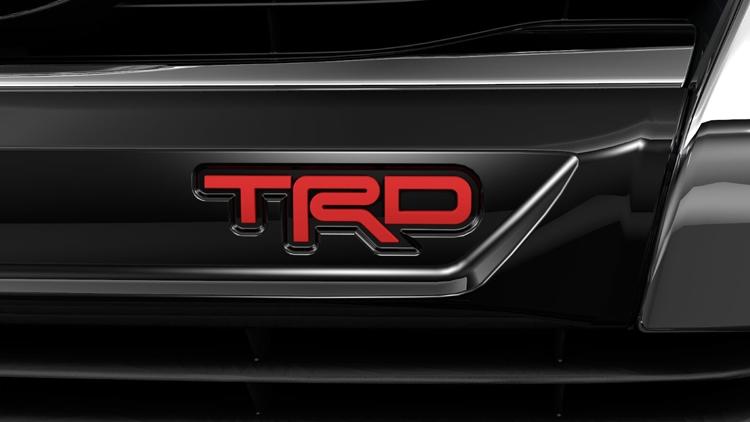 """Внедорожник Toyota Fortuner представлен в специальной версии TRD"""""""
