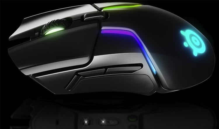 "Мышь SteelSeries Rival 650 Wireless получила систему TrueMove3+ с двумя сенсорами"""