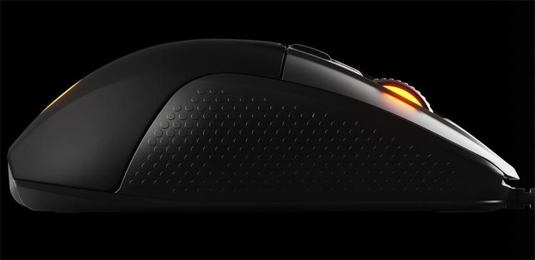 "Игровая мышь SteelSeries Rival 710 снабжена OLED-дисплеем"""