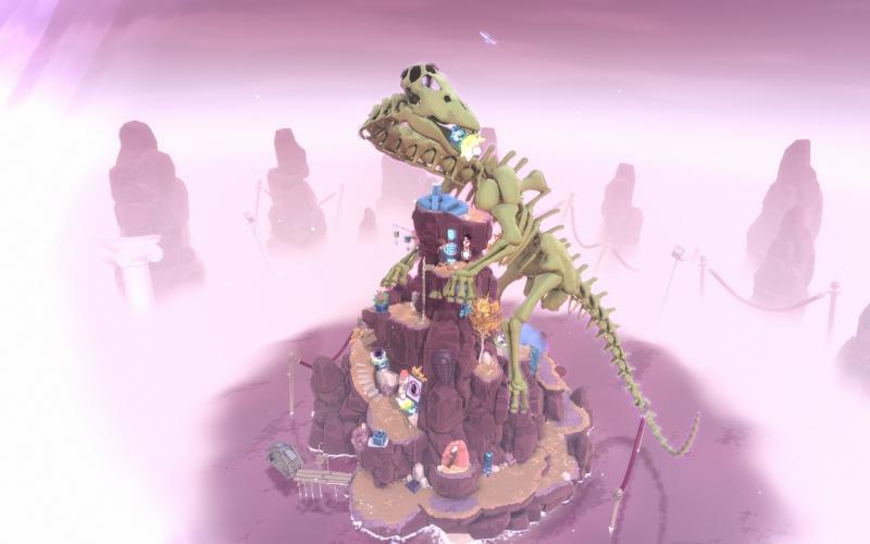 Этот остров населен драконами