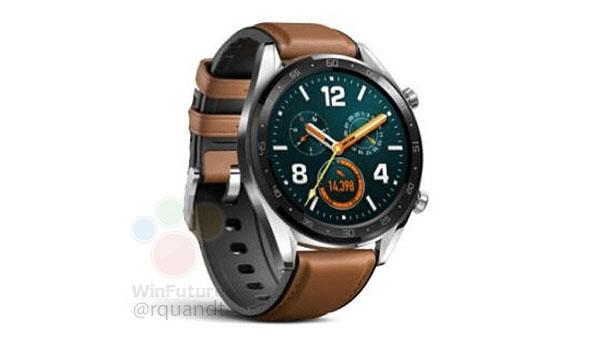 Смарт часы huawei watch gt classic