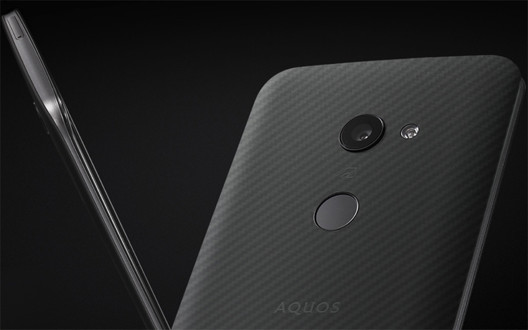 "Sharp Aquous Zero: смартфон с дисплеем OLED высокого разрешения"""