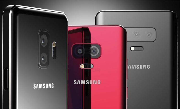 Концепт-арт Samsung Galaxy S10 / Concept Creator