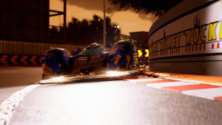 Студия 3DClouds.it работает над скоростной гоночной аркадой Xenon Racer