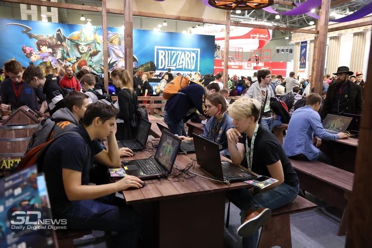"MSI заполонила «Игромир 2018» и «ComicCon Россия 2018»: фотоотчёт"""