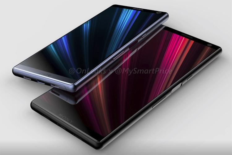 "Раскрыты характеристики и дизайн смартфона Sony Xperia XA3 Ultra"""