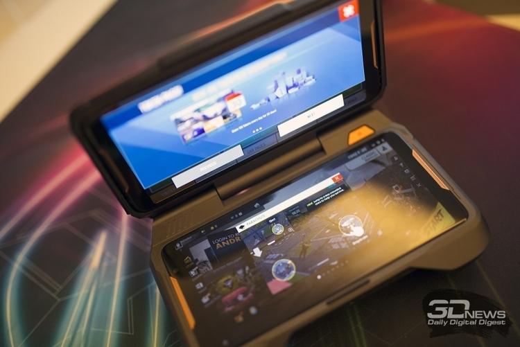 """ASUS ROG Phone поступит в продажу в этом месяце по цене от 69 990 рублей"""""""