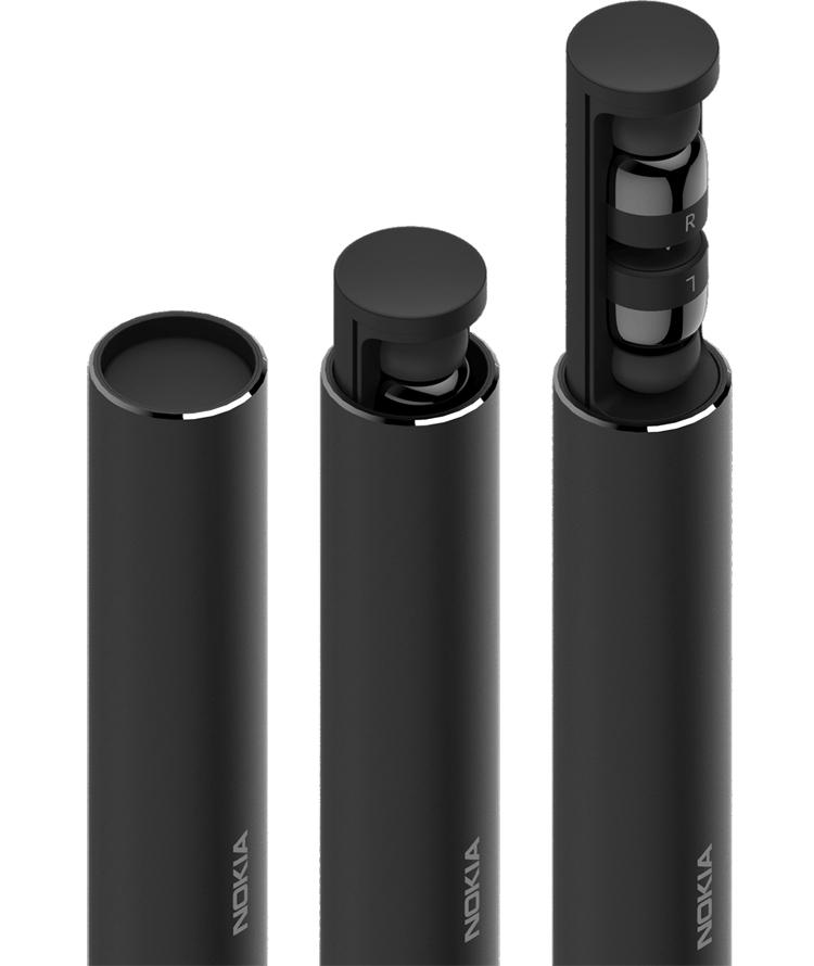 "Дебют наушников Nokia True Wireless Earbuds и Pro Wireless Earphones"""