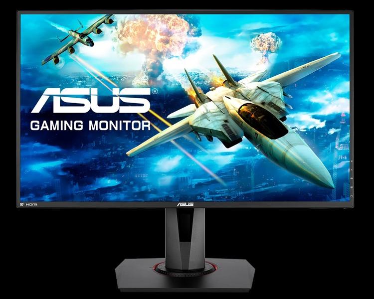 """Игровой монитор ASUS VG278QR обладает частотой обновления в 165 Гц"""""""