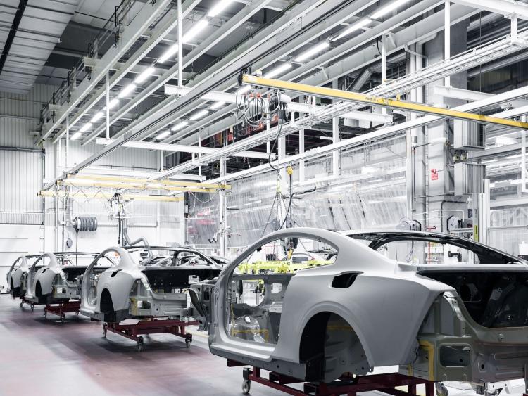 """Бренд Polestar компании Volvo приступил к сборке прототипов первого спортивного гибрида"""""""
