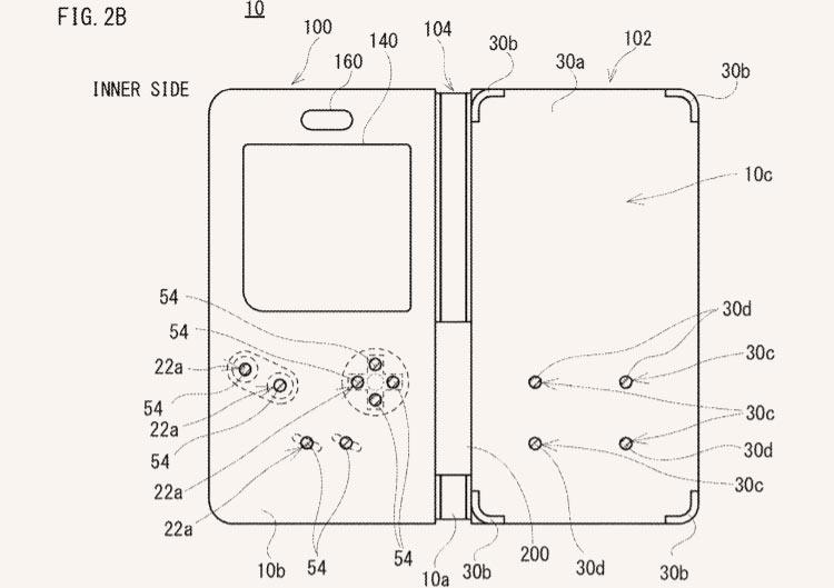 "Nintendo запатентовала чехол, превращающий смартфон в Game Boy"""
