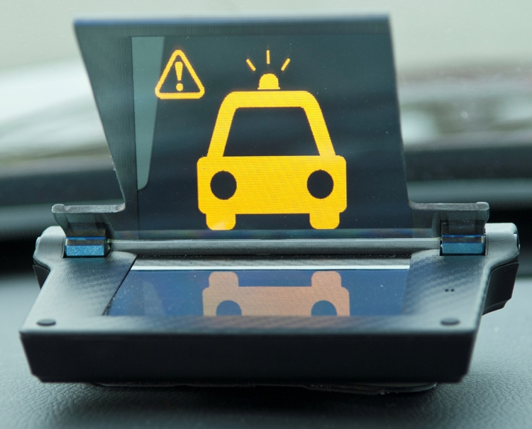 "Система Honda Smart Intersection снизит количество аварий на перекрёстках"""