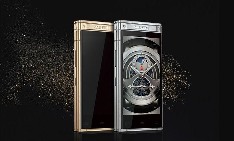 """Новый смартфон-раскладушка Samsung получит имя W2019"""""""