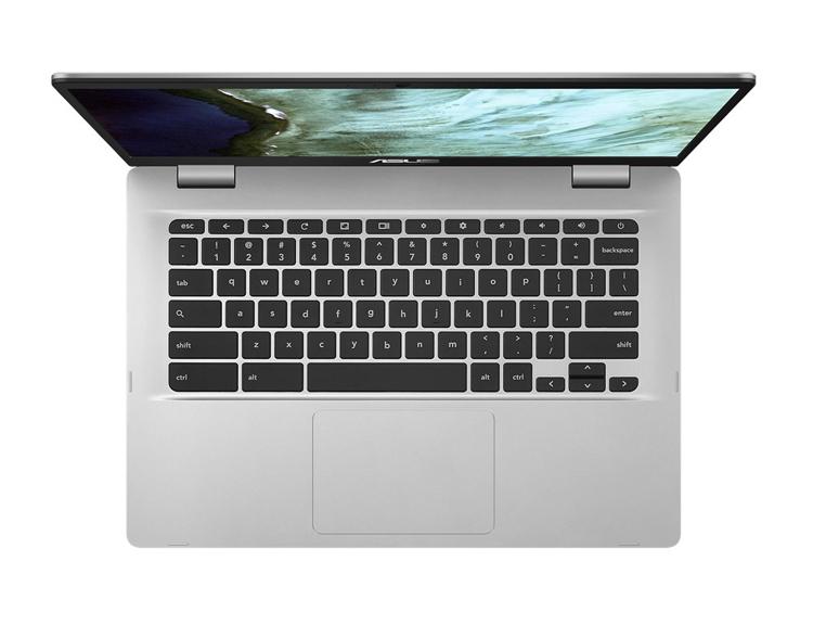 "ASUS представила недорогой хромбук Chromebook C423"""