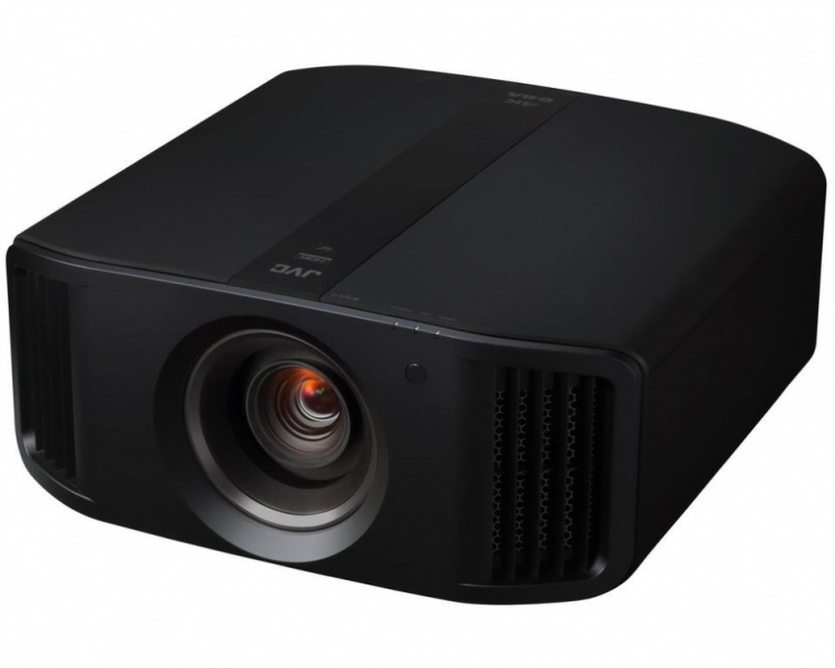 """JVC представила в России первый в мире проектор для дома с разрешением 8К"""""""