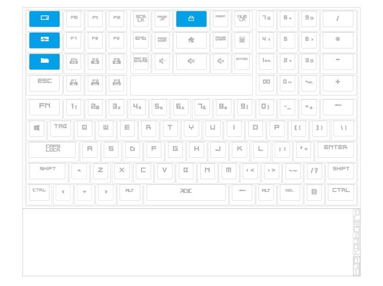 """TYPI: необычная клавиатура с девятью рядами кнопок"""""""