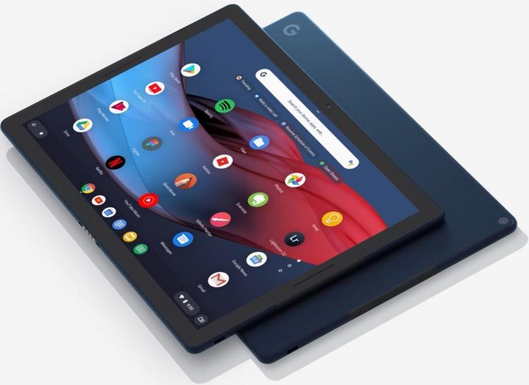 "Google представила первый планшет на базе Chrome OS — Pixel Slate"""