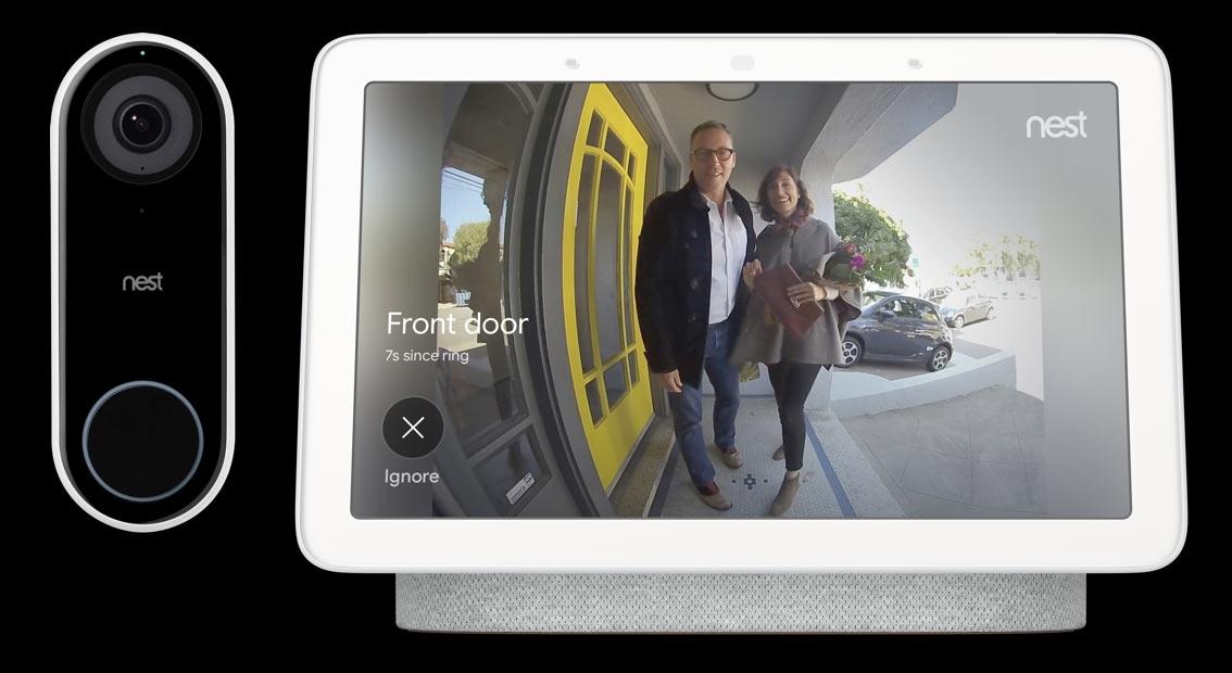 """Google представила центр управления умным домом Home Hub"""""""