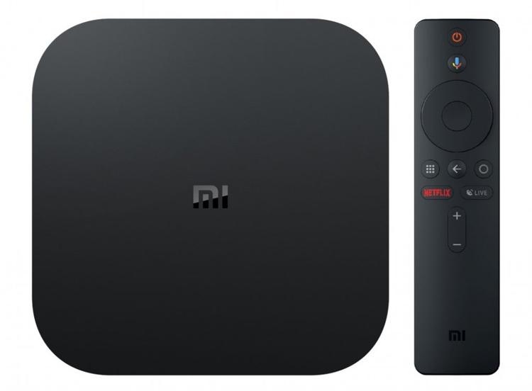 "Xiaomi Mi Box S: телевизионная приставка с поддержкой 4K HDR"""