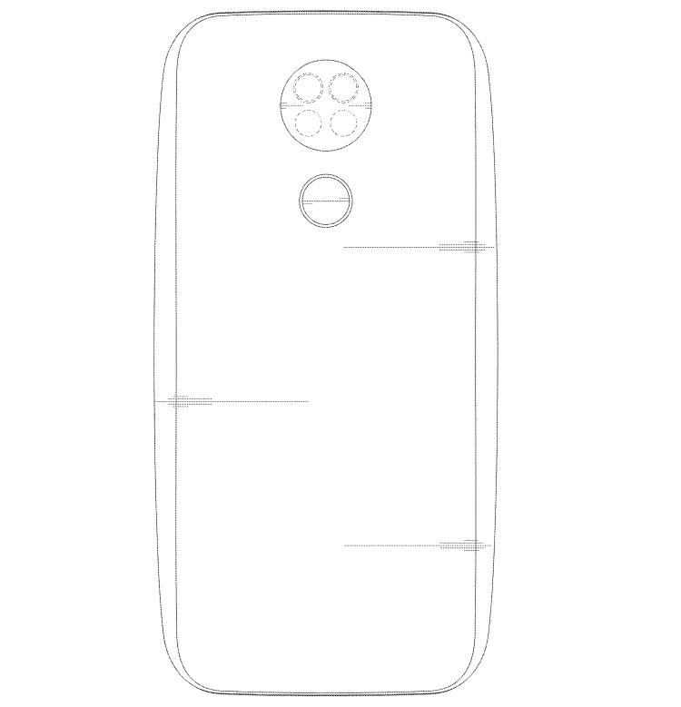 "LG запатентовала смартфон с тройной селфи-камерой"""