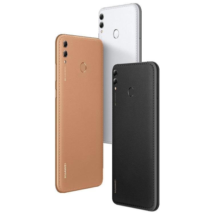 """Huawei выпустит огромный смартфон Enjoy Max с кожаной отделкой"""""""