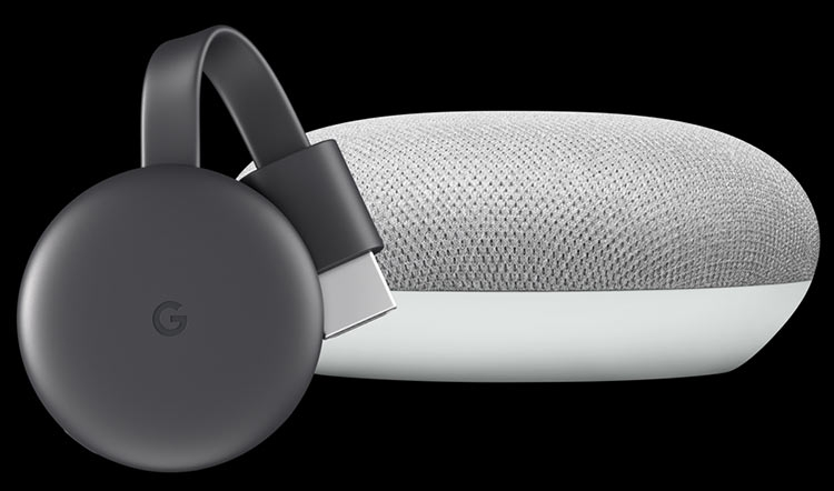 """ТВ-брелок Google Chromecast получил новый внешний вид"""""""